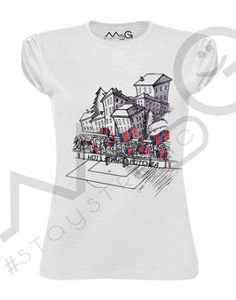 "T-shirt ""Potenza"" - Woman"
