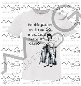 "T-shirt ""Marchese del Grillo"" - Man"
