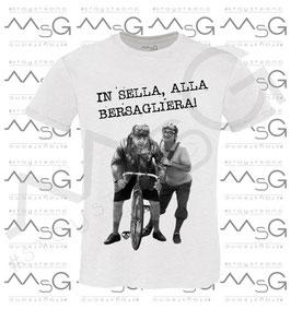 """T-shirt """"Alla bersagliera"""" - Man"""