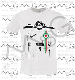 "T-shirt  ""Vespino Tricolore"" Bambino"
