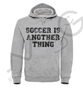 "Felpa ""Soccer is"" Man"