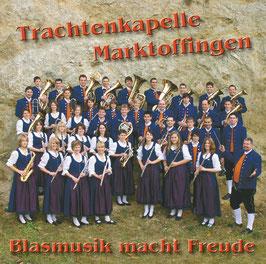 "CD ""Blasmusik macht Freude"""