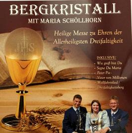 CD Heilige Messe zu Ehren der Allerheiligsten Dreifaltigkeit