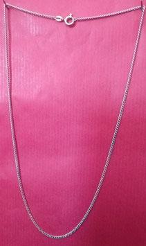 Silberkette für Kreuzanhänger und Medaillen