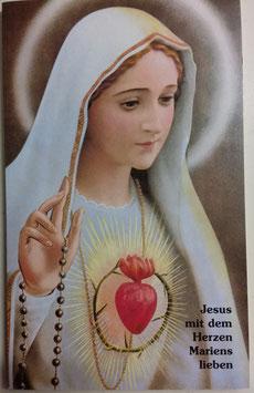Buch Jesus mit dem Herzen Mariens lieben, 96 S.