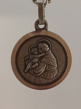 Heiliger Antonius Medaille