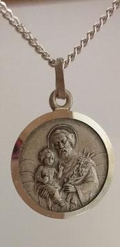 Heiliger Josef Medaille