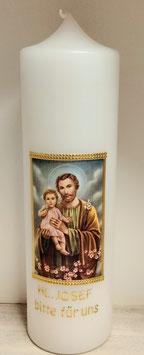 Kerze Heiliger Josef