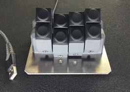 900037 MM ButtonCommander Zusatzmodul grau