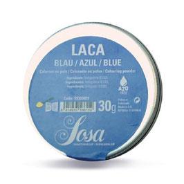 Синий жирорастворимый краситель, 30 гр