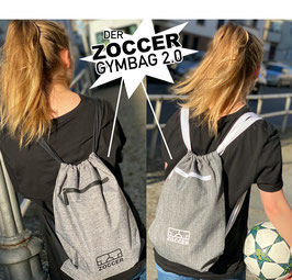 "#44, ""ZOCCER Gymbag 2.0"""
