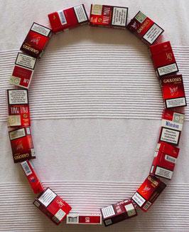Schachtel-Halskette