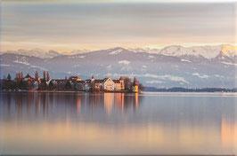 "Leinwand ""Lindau Hintere Insel 1"" 20x30 cm"