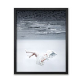 Bild The White Sky-XVII Canvas