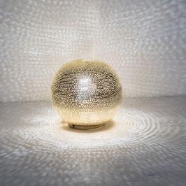 Deko-Tischlampe Ball Filisky