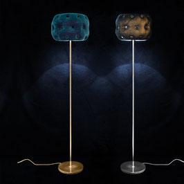 Stehlampe Capitonne