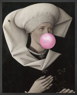 Bild Bubblegum Portrait -2