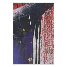 Teppich Graffiti -1