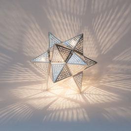 Deko-Tischlampe Star
