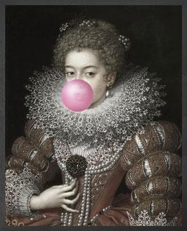 Bild Bubblegum Portrait -3