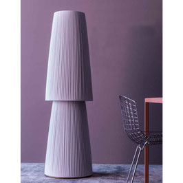 Stehlampe Plissy