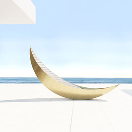 Chaise-longue Moon