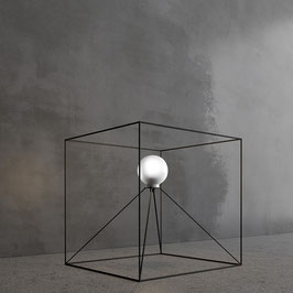 Stehlampe Cubo Reflex