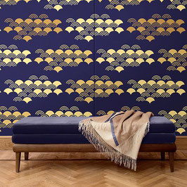 Wandpaneel Japanese Pattern