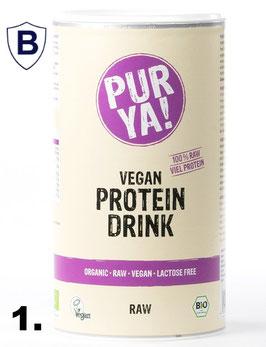 Sportgetränk Proteinmischung