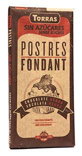 Torras Schokolade Fondue 200g