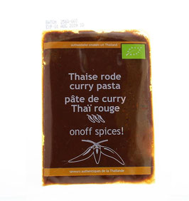 Onoff Spices Bio Curry Paste