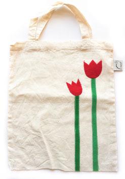 """Einkaufstasche """"Tulpen"""""""