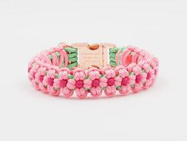 Halsband Flower