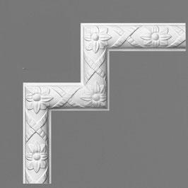 P201A Eckelement ORAC DECOR LUXXUS - Eckstück Zierprofil Stuckleisten Wandleisten