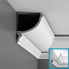 Stuckleisten Lichtprofilleiste C900 von Orac Decor Luxxus