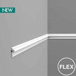 PX175F Wandleiste Orac Decor Axxent - Friesleisten Zierleisten Stuckleisten