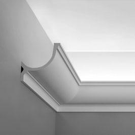 Stuckleiste Lichtprofilleiste C902 von Orac Decor Luxxus