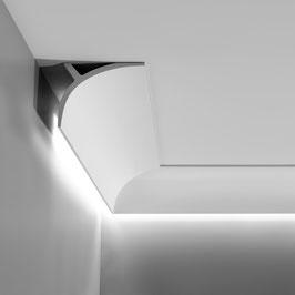 Stuckleiste C991 Lichtprofilleiste von Orac Decor Luxxus