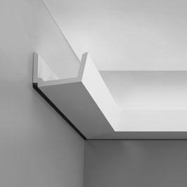 Stuckleisten Lichtprofilleiste C357 Straight von Orac Decor Luxxus
