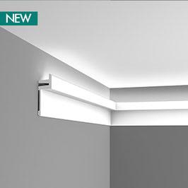 Stuckleisten Lichtprofilleiste C382 - L3 von Orac Decor Luxxus