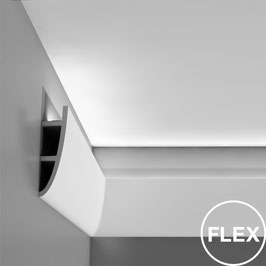 Stuckleisten Lichtprofilleiste C374 - Antonio von Orac Decor Luxxus