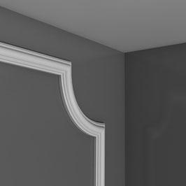 PX120A Eckelement ORAC DECOR AXXENT - Eckstück Zierprofil Stuckleisten Wandleisten