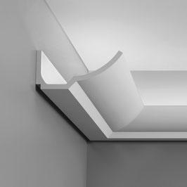 Stuckleiste Lichtprofilleiste C351 - BOAT von Orac Decor Luxxus