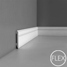 Sockelleiste SX105 Luxxus Orac Decor Fußleiste Stuckleiste
