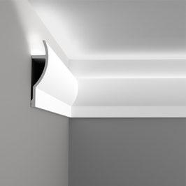 Stuckleisten Lichtprofilleiste C372 - Fluxus von Orac Decor Luxxus