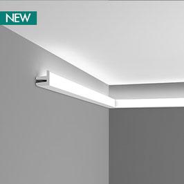 Stuckleisten Lichtprofilleiste C380 L3 von Orac Decor Luxxus