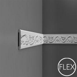 P7010F Flexibleleiste Wandleiste Orac Decor Luxxus - Friesleisten Zierleisten Stuckleisten