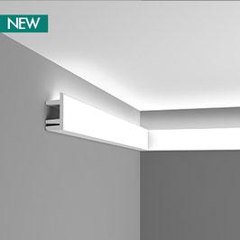Stuckleisten Lichtprofilleiste C381 - L3 von Orac Decor Luxxus