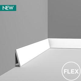 Sockelleiste Lichtprofilleiste SX179F von Orac Decor Axxent