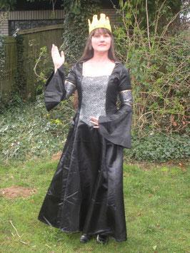 Königin, Elfe, Hexe oder Vampirin Erwachsenenkostüm